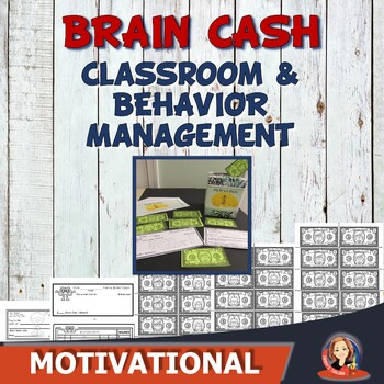 Learn It to Earn It - Brain Cash Positive Behavior Management and Rewards