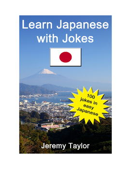 Learn Japanese With Jokes - sample