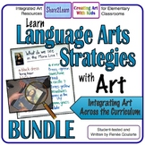 Art History Language Arts Strategies BUNDLE