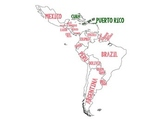 Learn Latin American countries