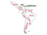Learn Latin American countries