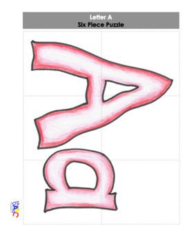 Letter A Alphabet Activity Worksheets for Kids