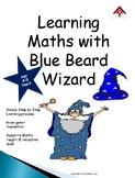Learn Math with BlueBeard Wizard