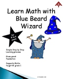 Learn Math with Blueberd Wizard 5 to 6 years