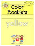 Yellow Color Activity Book