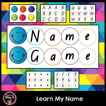 Learn My Name
