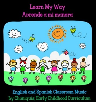 MP3 25 songs: Learn My Way/Aprende a mi manera (Calenar Time Music)