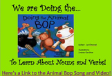 "Learn Nouns and Verbs by ""Doing the Animal Bop"" - Slidesho"