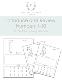 Learn Numbers 1-10 Preschool Math Worksheets