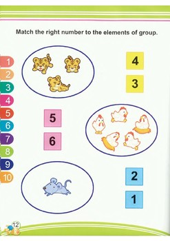 Learn Numbers 123  Complete Book