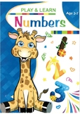 Play & Learn Numbers 123 Complete Book