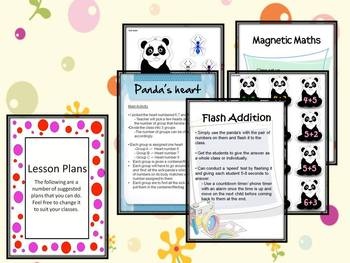 Learn Numbers, Counting & Addition with Panda and Ants