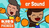 Learn Phonics: ER - Kids vs Phonics