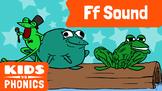 Learn Phonics: F - Kids vs Phonics