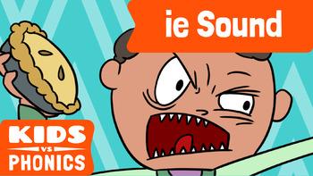Learn Phonics: IE - Kids vs Phonics