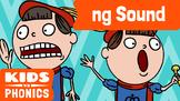 Learn Phonics: NG - Kids vs Phonics