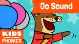 Learn Phonics: O - Kids vs Phonics