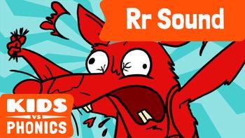 Learn Phonics: R - Kids vs Phonics