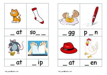 Learn Phonics (ck, e, h. r, m, d)