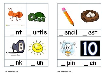 Learn Phonics (s, a, t. i, p, n)
