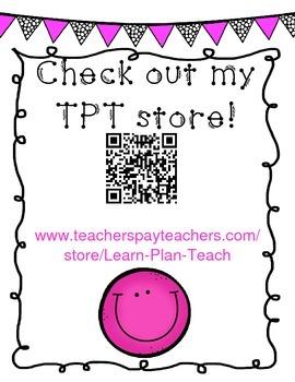 Learn Plan Teach Store