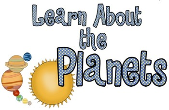 Planet Mini-books, Learn Plenty About the Planets