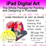 Learn Procreate in Just 18 Hours Think Art Now  iPad App P