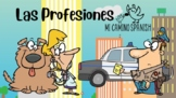 Learn Professions in Spanish! - ¿Quiénes son? (Presentation with Q&A)