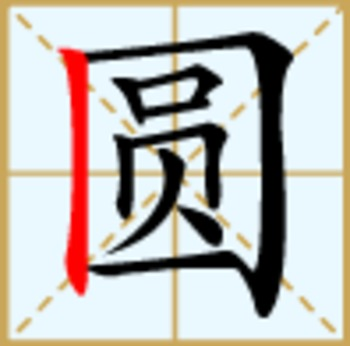 Learn Shapes in Chinese