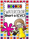 CVC activities for short o