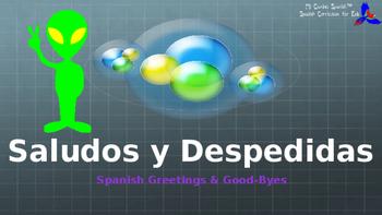 Learn Spanish Greetings & Good-byes!
