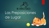 Learn Spanish Prepositions of Place! (PPT Presentation with Animation!)