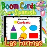 Learn Spanish Shapes Las Formas | BOOM Cards