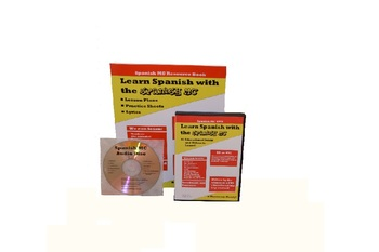Spanish MC DVD and Resource Workbook
