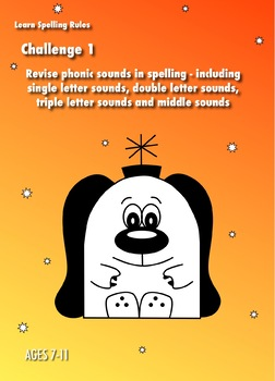 Learn Spelling Rules Challenge 1: Sound Out Words Using Phonic Sounds (7-11)