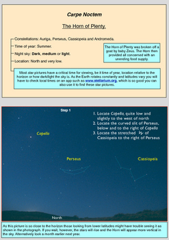 Learn Stars and Constellations using amazing night sky pictures. S1. June