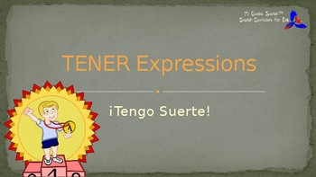 Learn TENER Expressions in Spanish! (Presentation with Q&A)