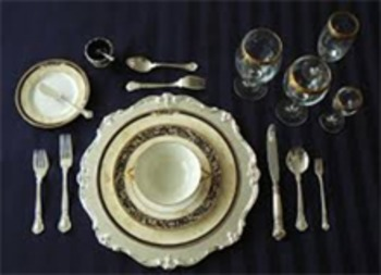 """Learn Table Setting Items with the Verb """"Faltar"""""""