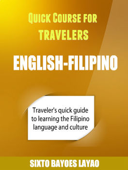 Learn Tagalog for Travelers and Beginners