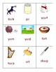 Phoneme flash cards- ar- Robber Rs- R controlled vowels