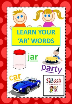 Learn The AR Words