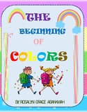 Learn The Colors Of The Rainbow From The Bible (Coloring A