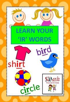 Learn The IR Words