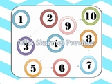 Learn The Numbers 1 - 10, Join The Dots Dexterity Skills