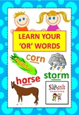 Learn The OR Words