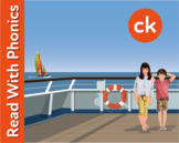 Learn The Phonic Sound 'ck' (rock, dock) Learn To Read With Phonics