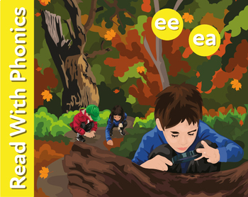 Learn The Phonic Sounds ee and ea (see and sea) Learn To Read With Phonics