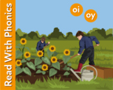 Learn The Phonic Sounds oi and oy (enjoy and spoilt) Learn To Read With Phonics