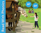Learn The Phonic Sounds or and ar (Learn To Read With Phonics)