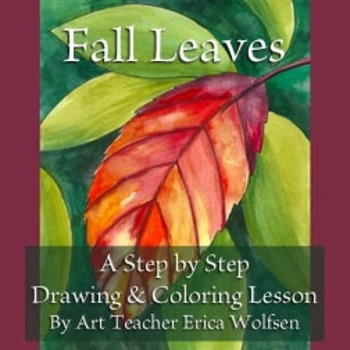 Learn To Draw Leaves Changing for Fall